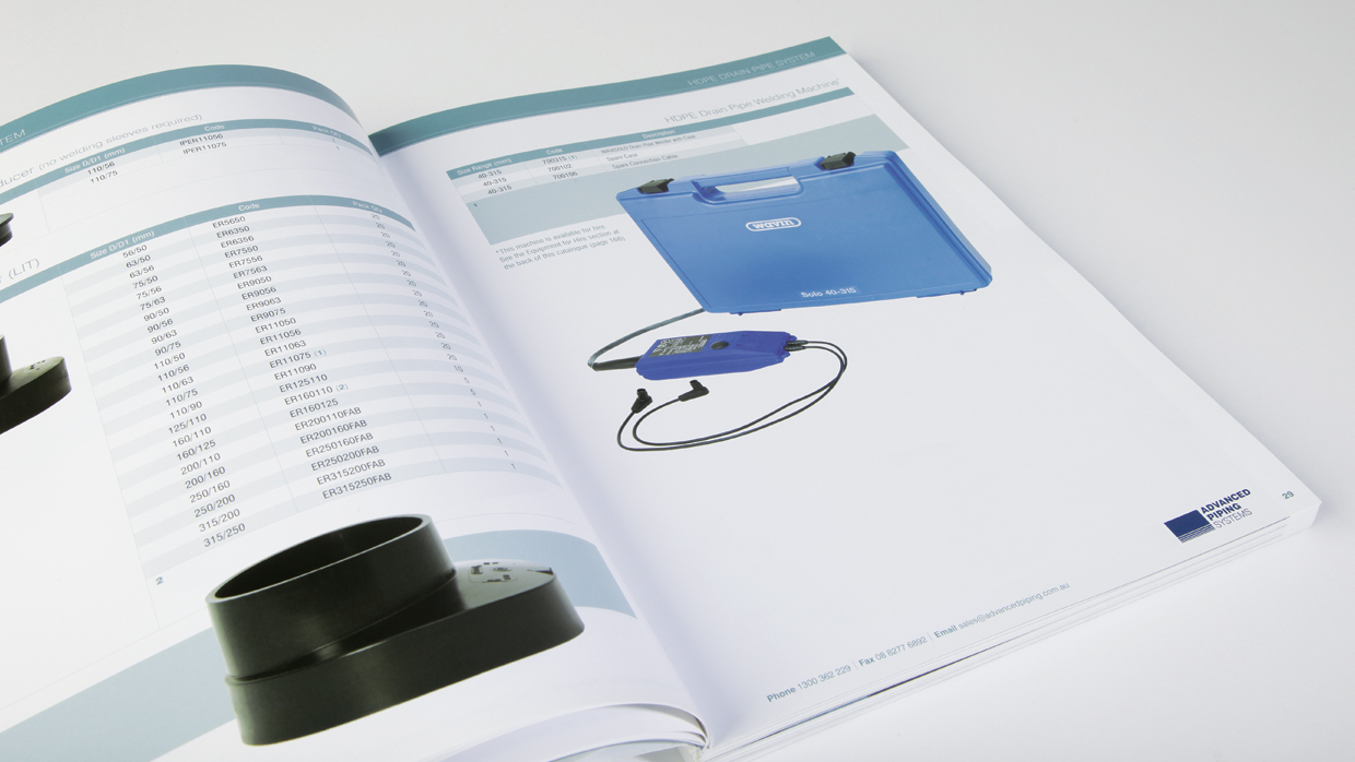 Advanced Piping Systems Catalogue