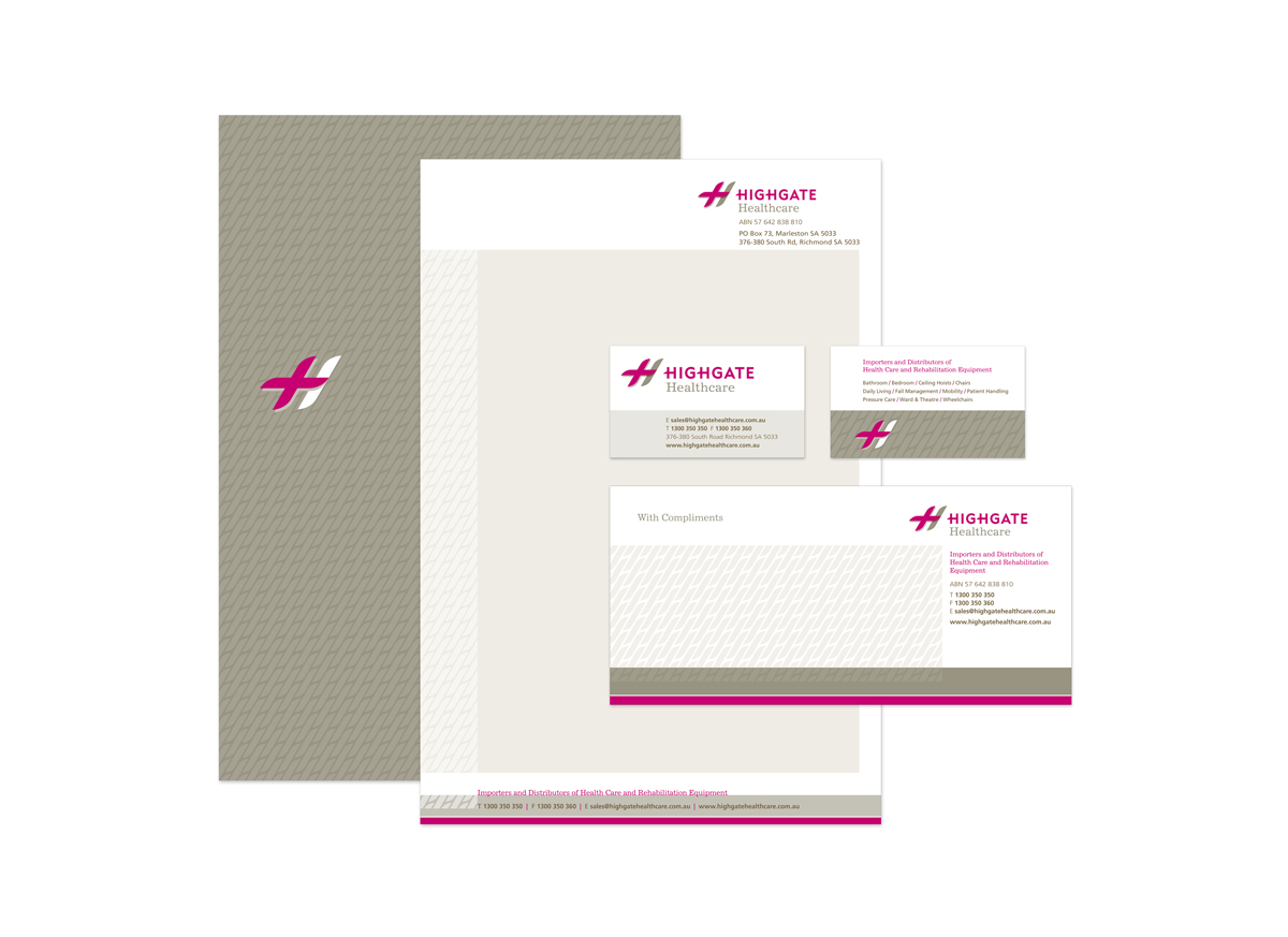 highgate-healthcare-stationery
