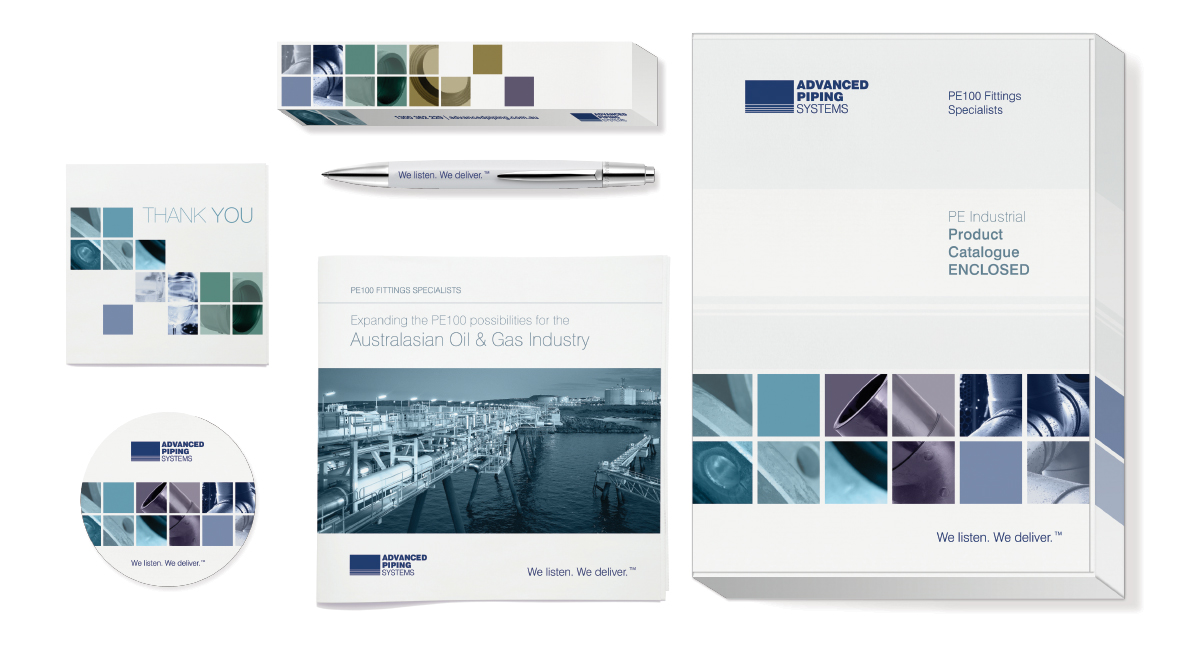 Advanced Piping Systems Promotional Material