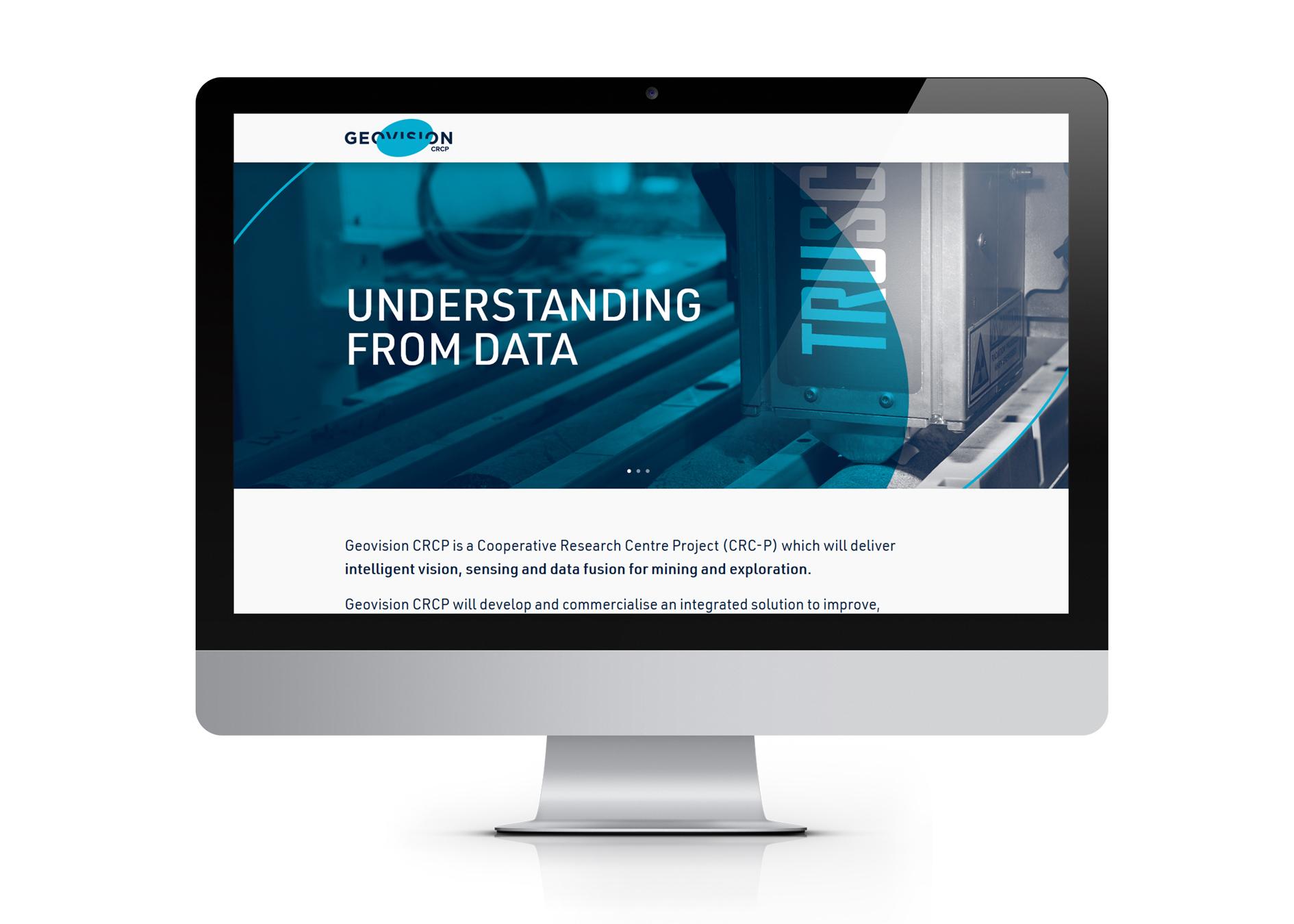 Geovision Website