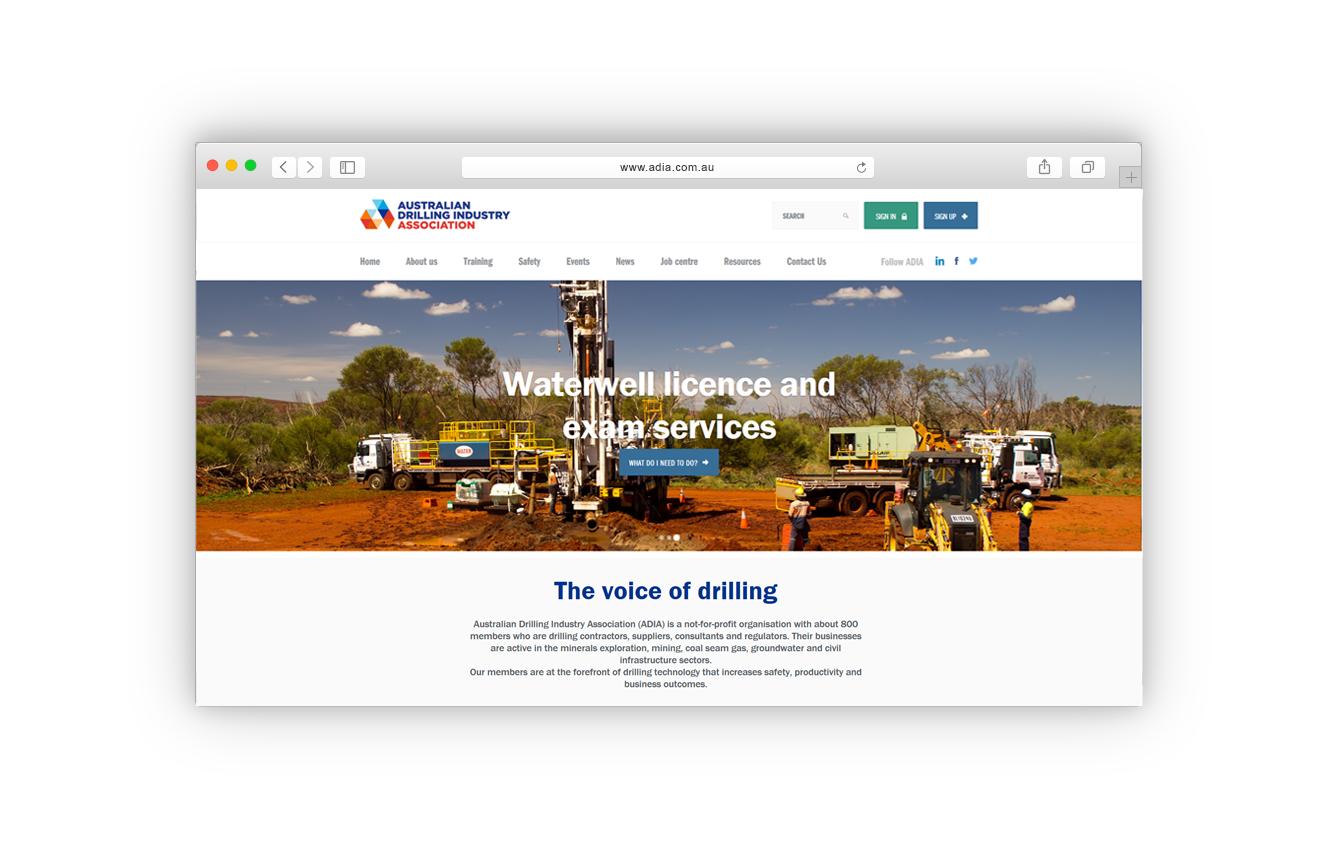 ADIA Website