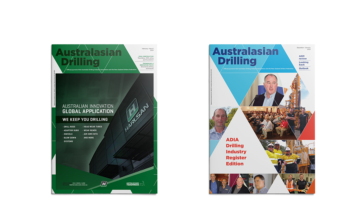 Australasian Drilling Magazine