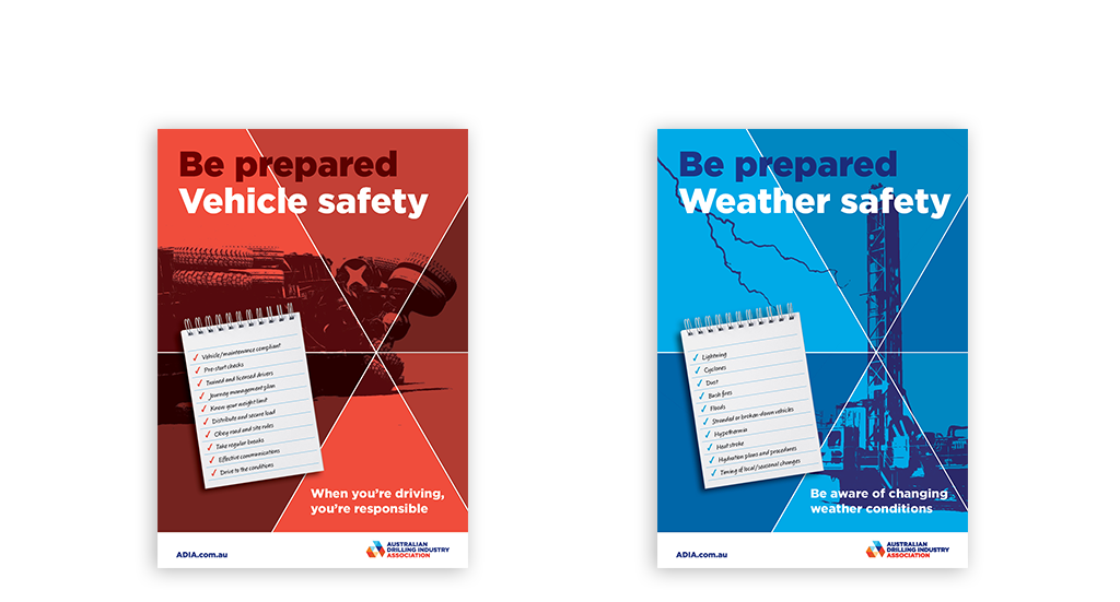 ADIA Safety Posters